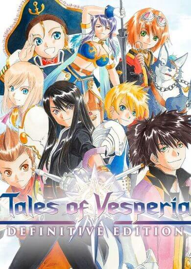 Tales of Vesperia: Definitive Edition Steam Key
