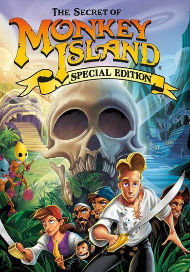 The Secret of Monkey Island (Special Edition) Steam Key