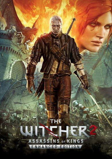 The Witcher 2: Assassins of Kings Enhanced Edition Steam Key
