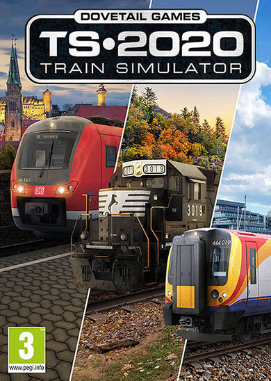 Train Simulator 2020 Steam Key