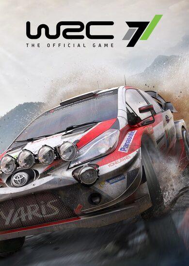 WRC 7 FIA World Rally Championship Steam Key