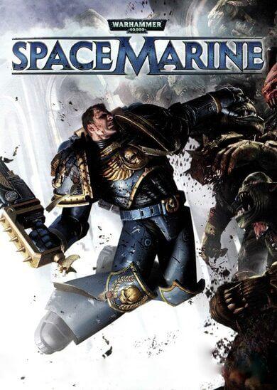 Warhammer 40,000: Space Marine Steam Key