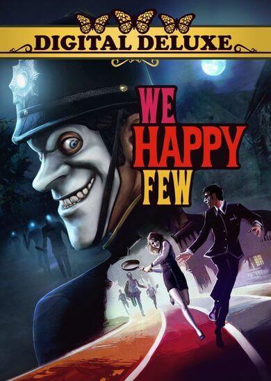 We Happy Few Digital Deluxe Edition Steam Key
