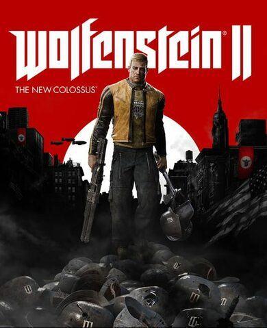 Wolfenstein II: The New Colossus Steam Key