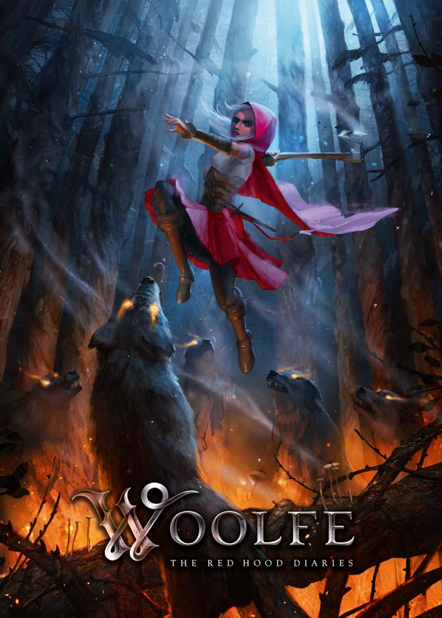 Woolfe - The Red Hood Diaries Steam Key 2