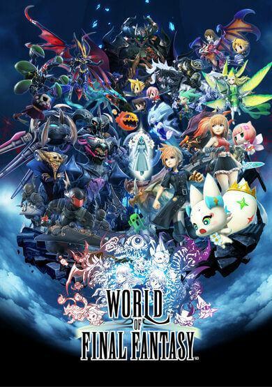 World of Final Fantasy Steam Key