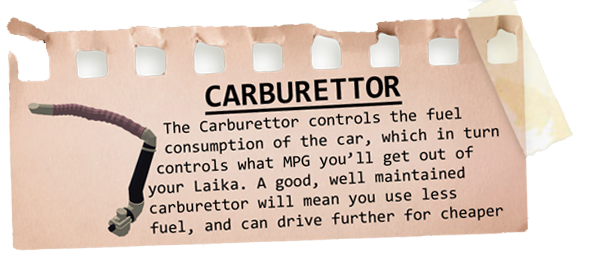 carburettor description