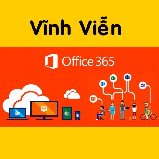 office 365 tron doi vinh vien ban quyen