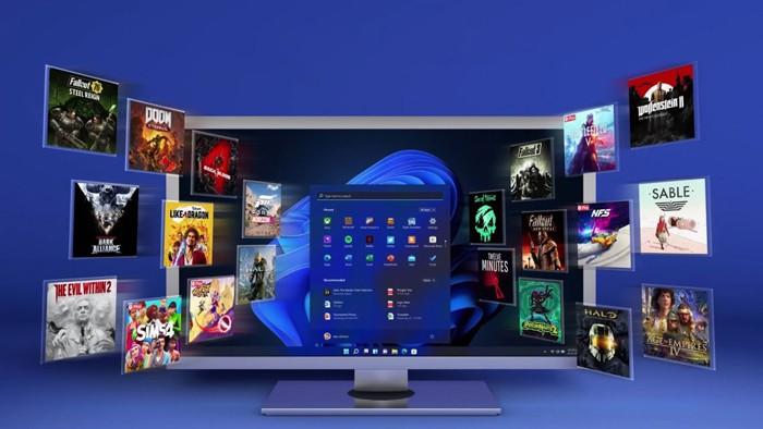 Windows 11 Cải thiện hiệu suất chơi game trên PC