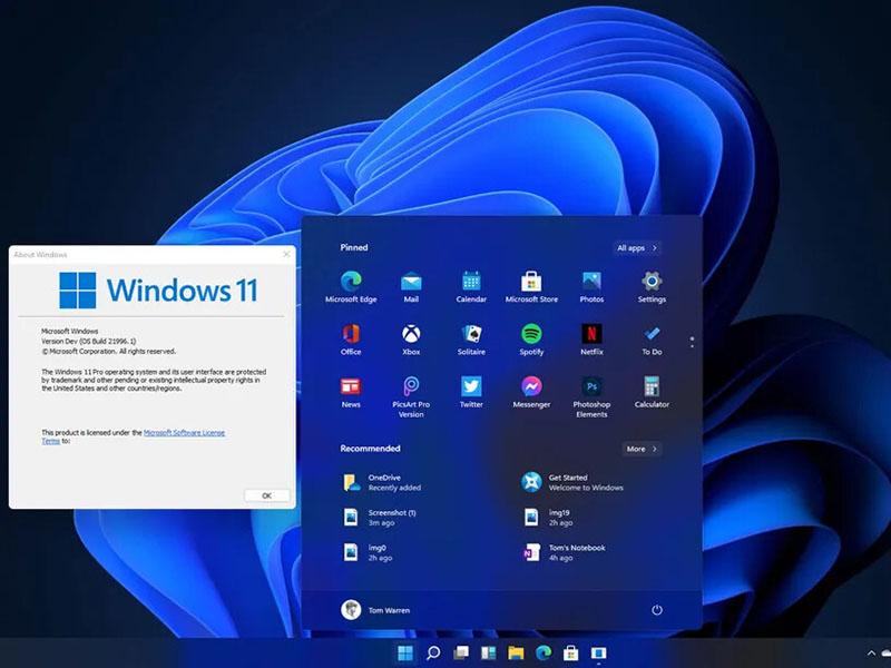 Windows 11 5 2